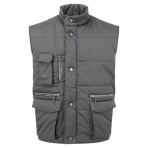 ORN 4700 Eider Bodywarmer in Graphite